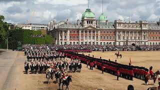 Trooping the Colour June 2019