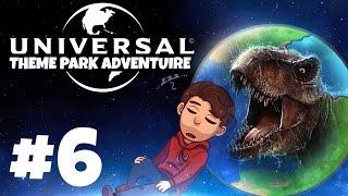 Universal Studios Theme Park Adventure - Part 6: Jurassic Park.