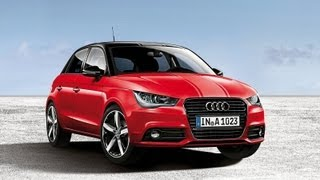 Audi A1 Amplified 2012 Videos