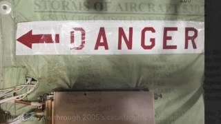 Fly into a raging hurricane on a USAF Reserve Hurricane Hunter, a Lockheed Martin WC-130J Hercules