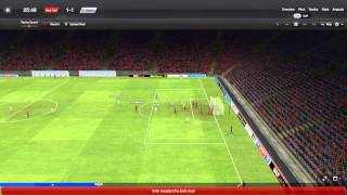 Football Manager 2014 Let's Play - Manchester United #27 | Real Madrid 1st Leg | 3D Gameplay