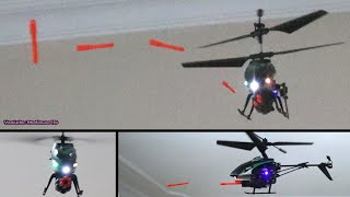 Remote Control Helicopter Toy | RC Helicopter UNBOXING and Test!!