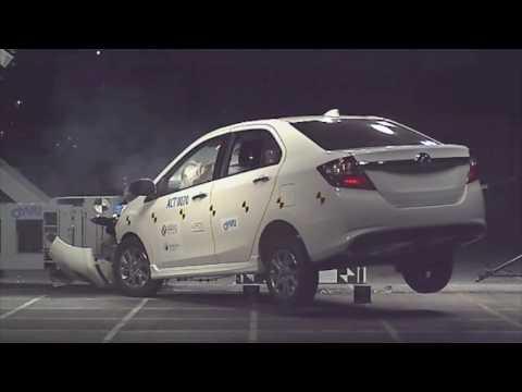ASEAN NCAP - Perodua Bezza