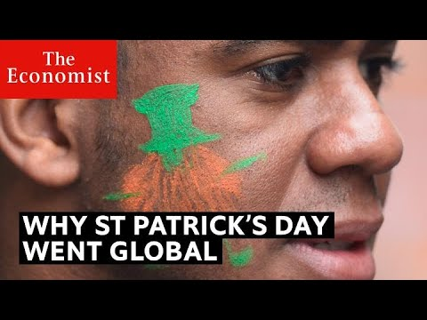 DJ Pup Dawg - The Economist - Why St.Patricks Day Went Global