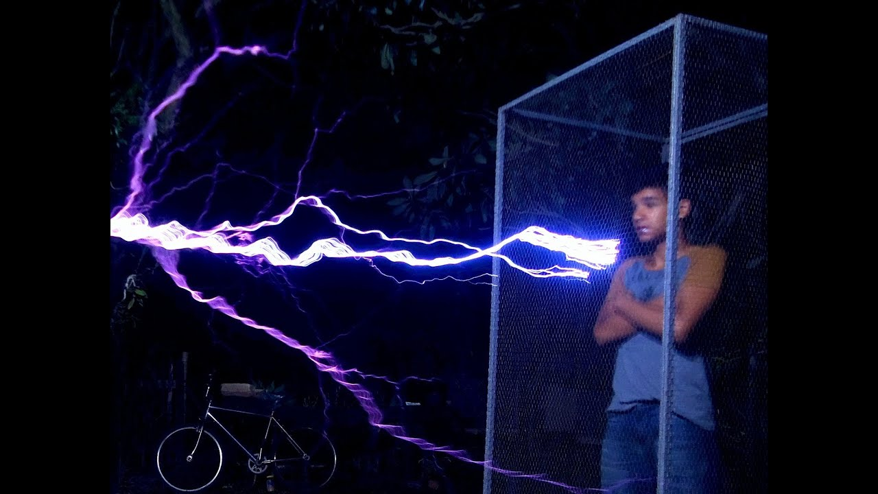 Bobina de Tesla Potente, Falha nos ''Bypass Capacitors ...