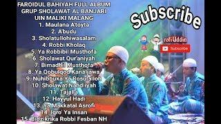 Download Mp3 FAROIDUL BAHIYAH FULL ALBUM FESBAN