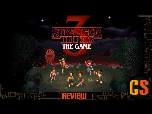 STRANGER THINGS 3: THE GAME - REVIEW