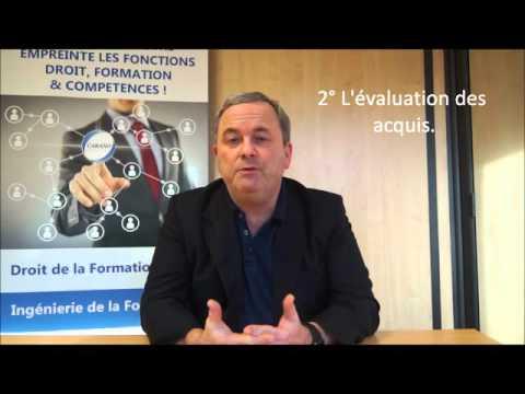 CARAXO - Question Formation - Évaluations en matière de formation professionelle