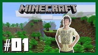 Bienvenidos al mundo AnubisTeam | Minecraft Parte 01 - WizKantrix