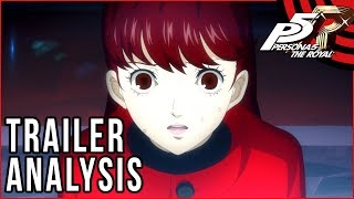 New Persona 5 the Royal - Trailer Analysis