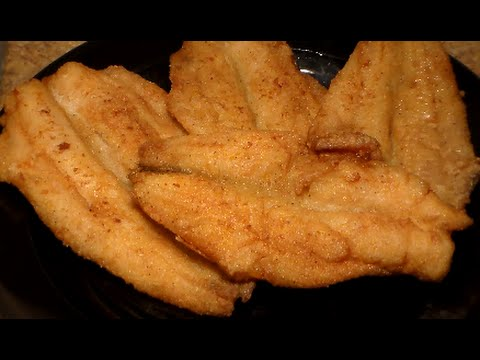 The World S Best Fried Fish Recipe How To Fry Fried Fish Youtube