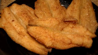 The World's BEST Fried FISH Recipe: How To Fry Fried Fish