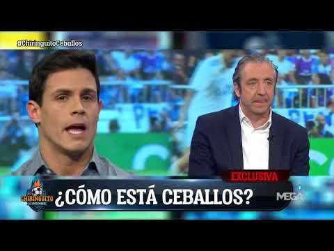 """EXCLUSIVA de Edu Aguirre: """"Ceballos está hundido pero dice que triunfará en el Madrid"""""""