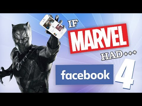 IF MARVEL HAD FACEBOOK 4
