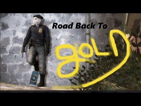 CS:GO Road Back To Gold (Full Stream)