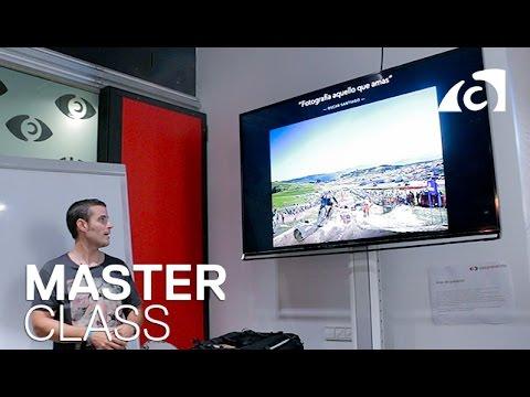 Master class de fotografía free-style con Óscar Santiago