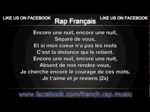 La Fouine-Encore Une Nuit Paroles (Feat Corneille & Soprano) (Lyrics) HD (Capitale Du Crime 3)