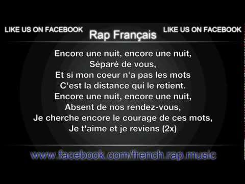 La Fouine-Encore Une Nuit Paroles (Feat Corneille & Soprano) (Lyrics) HD (Capitale Du Crime 3)