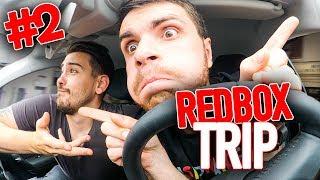 ON A COMPLÈTEMENT CRAQUÉ ! Redbox Trip #2