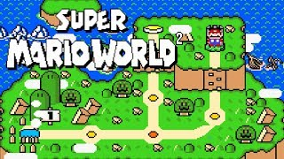 Super Mario World² (Demo) | Super Mario World ROM Hack (スーパーマリオワールド)