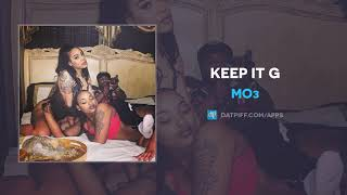 "Gambar cover Mo3 ""Keep It G"" (AUDIO)"