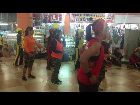 Adi Lo Kompetisi Group Aerobic Mitra Mall Batam tgl  17 Desember 2017