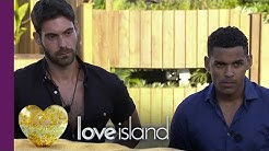 Girls Decide Whether To Dump Troy Or Oliver | Love Island 2016
