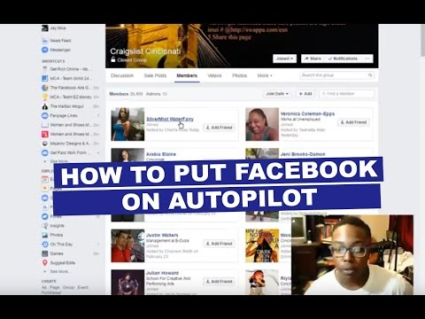 How to Send Facebook Messages on Auto-Pilot and Get More Engagement