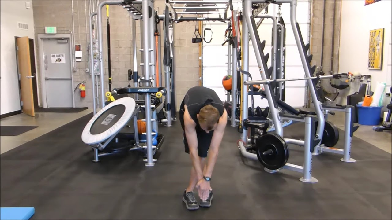 Release Low Back Tension