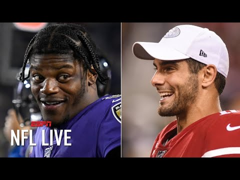 Is Ravens vs. 49ers a Super Bowl preview? | NFL Live