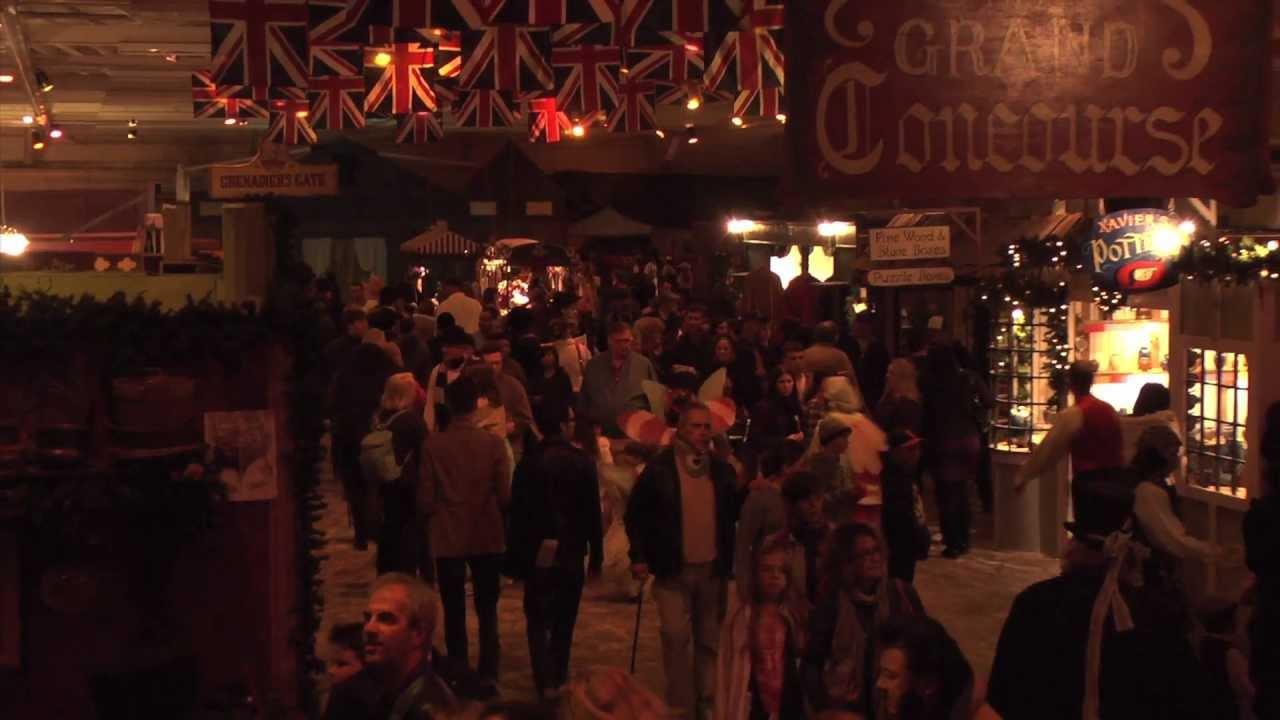the 2011 great dickens christmas fair