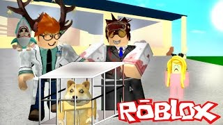 SCIENTISTS TOOK HER DOG!?! | Roblox Roleplay | Villain Series Episode 6