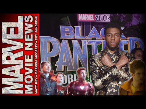 Black Panther Reactions, Infinity War Superbowl Ad, & Legion 2! | Marvel Movie News Ep. 166