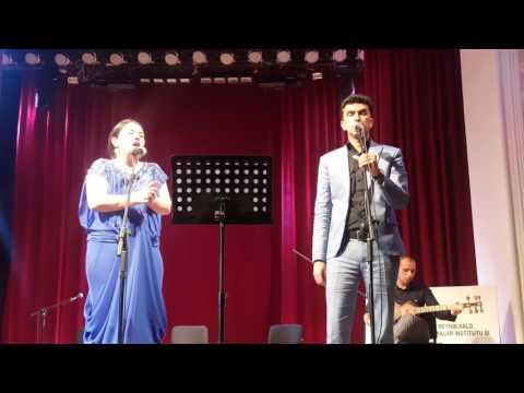 Güzelim Şarkısı Mehmet Nuri Parmaksız- Söz:Mehmet Nuri Parmaksız Beste:Elza Seyidcahan