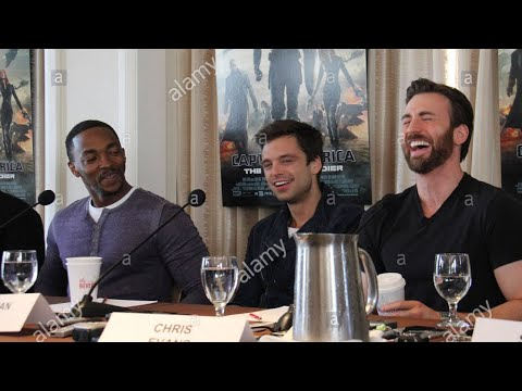 Chris Evans, Anthony Mackie and Sebastian Stan being Bestfriends part 2