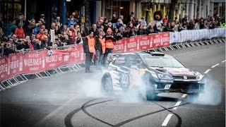 Highlights - 2016 WRC Wales Rally GB - Michelin Motorsport