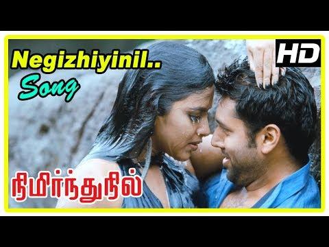 Negizhiyinil Song   Nimirnthu Nil Movie Scenes   Jayam Ravi gets support form the public
