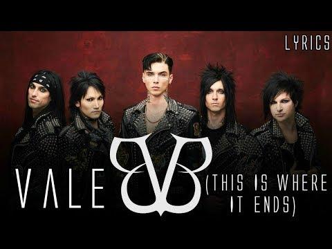 "BLACK VEIL BRIDES ""Vale (This Is Where It Ends)"" Lyrics"