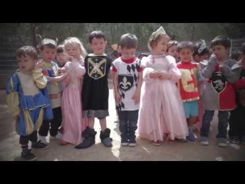 Peli Sant Jordi i el Drac- Els coets del Turó