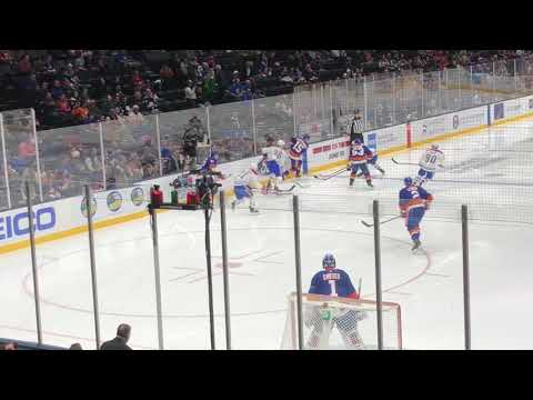 Adam Pelech Goal Canadiens At Islanders March 14 2019 Canadiens At Islanders