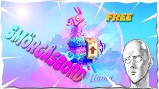 *FREE* Legendary Llama | Smörgåsbord | Fortnite Save The World