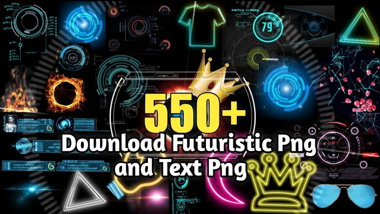 Picsart Futuristic Png Hd Download