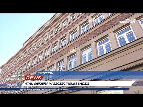Radio Szczecin News 12.10.2018