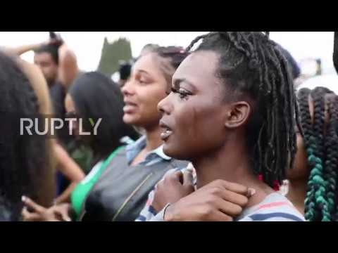 USA: Thousands gather for Nipsey Hussle 'Victory Lap' ahead of LA funeral