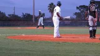 Sensi Jarvis, pitcher for Norland 4-19-2013 p2 Thumbnail