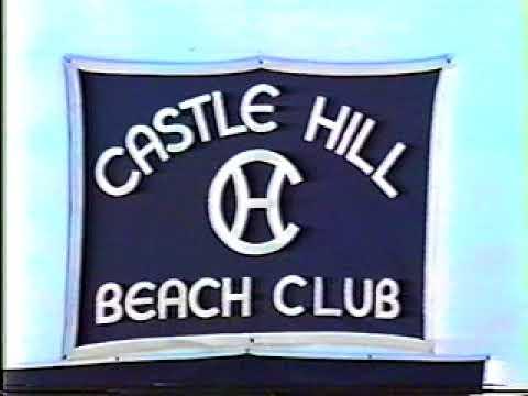 Paddleball Invitational Castle Hill Beach Club 1985 Part 1