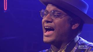 Dom Flemons performs Goodbye Old Paint on DittyTV