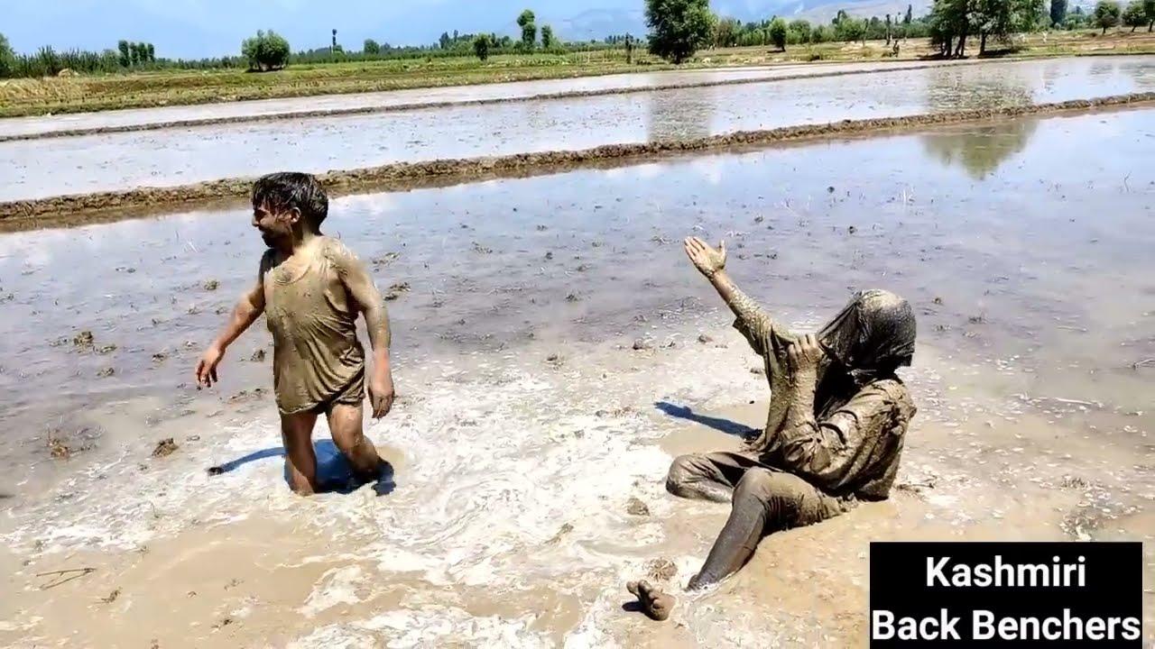 Zameendari In Kashmir | Funny Drama