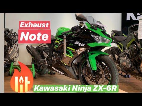2019 Kawasaki Ninja ZX-6R delivered to first customer in India