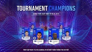 🔥 TOURNAMENT CHAMPIONS - NHỮNG HUYỀN THOẠI VĨ ĐẠI NHẤT ĐẤU TRƯỜNG CHÂU ÂU DANH GIÁ 🔥